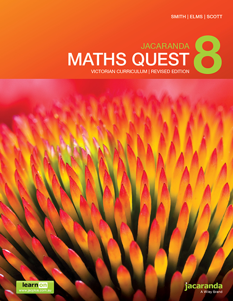 Jacaranda Maths Quest 8 VC Revised