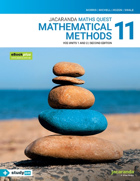 Maths Quest 11 Mathematical Methods VCE Units 1 and 2 2e