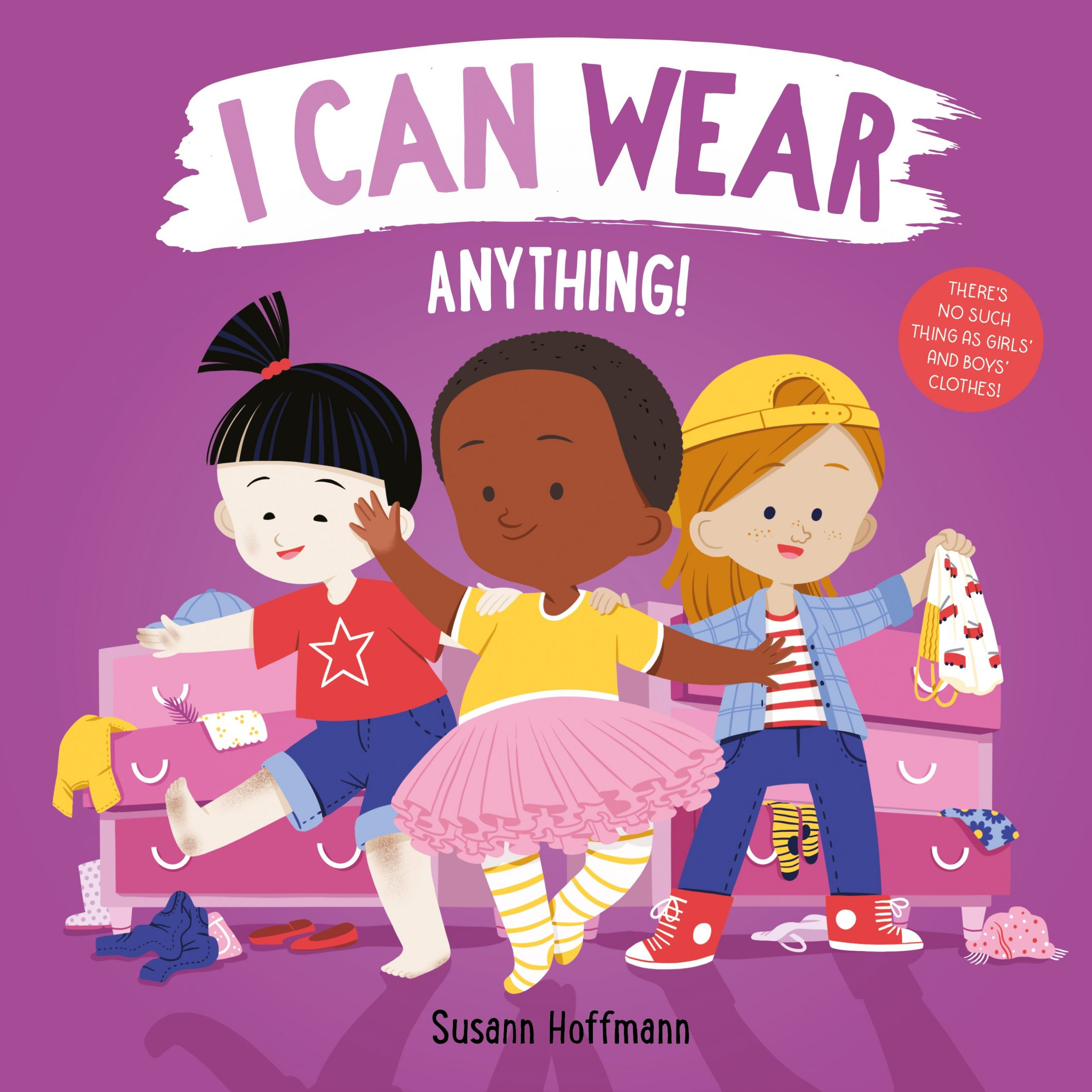 I Can Wear Anything!