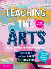 Teaching the Arts with VitalSource, 3e