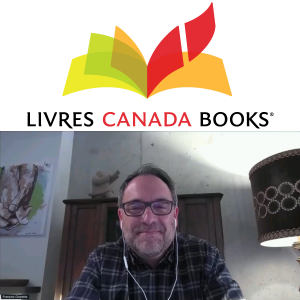 Francois Charette, Executive Director of Livres Canada Books