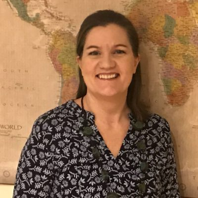 Meet Scholastic Australia rights manager Claire Pretyman