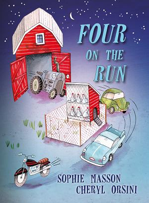 Four on the Run