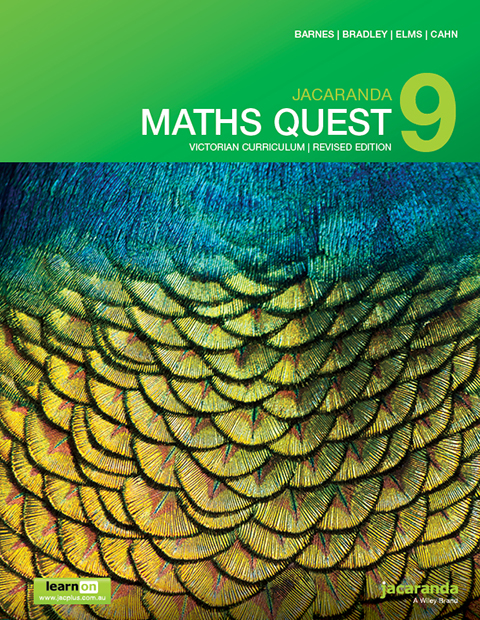 Jacaranda Maths Quest 9 VC Revised