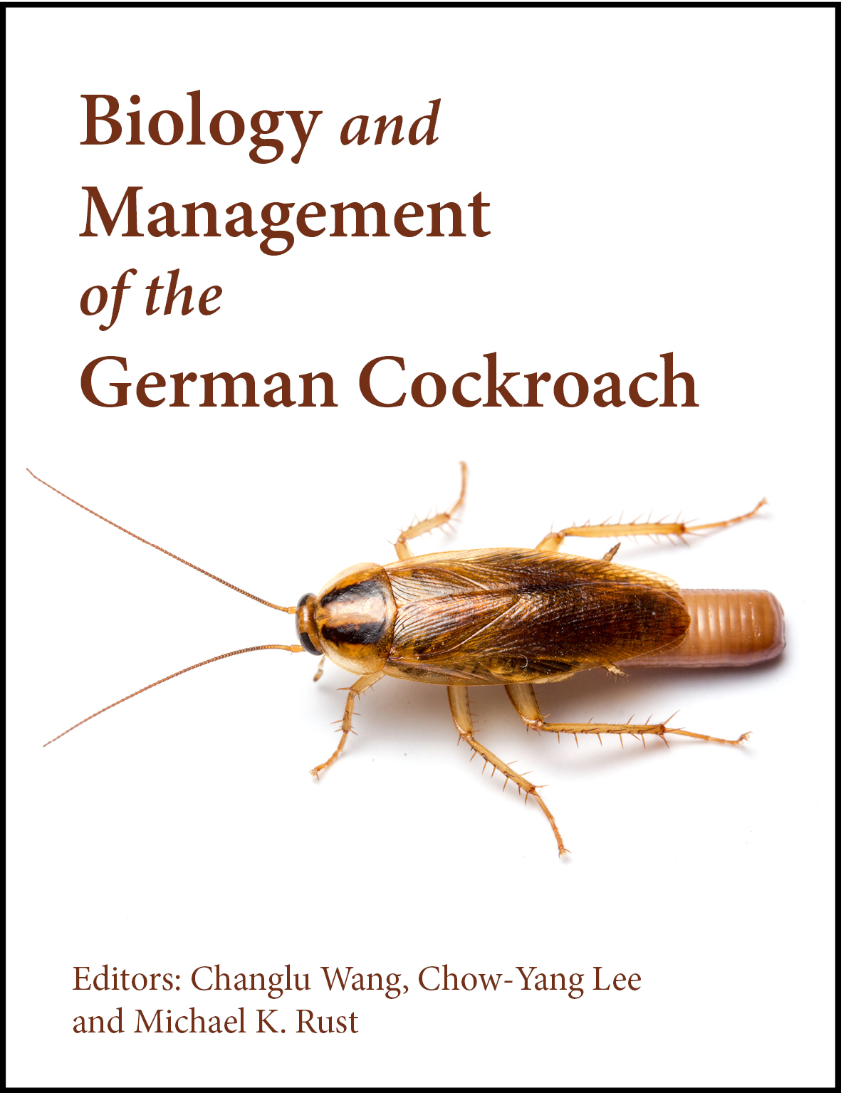 Biology and Management of The German Cockroach