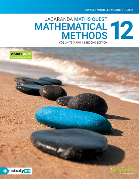 Maths Quest 12 Mathematical Methods VCE Units 3 and 4 2e