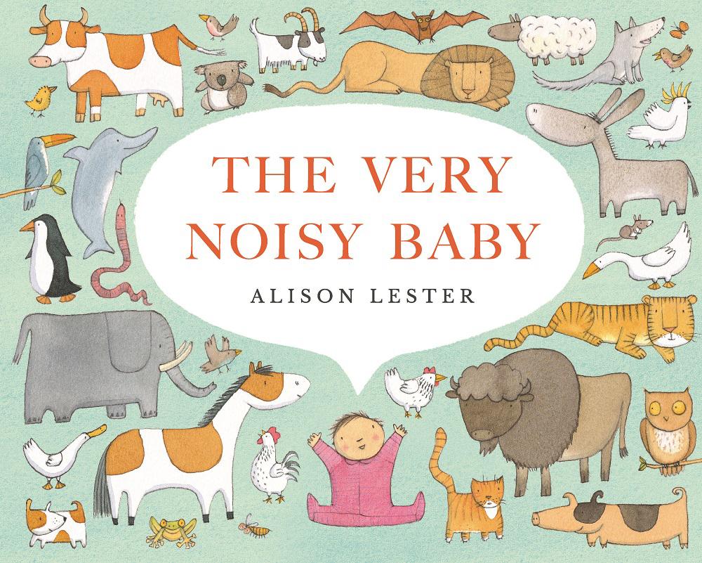 The Very Noisy Baby