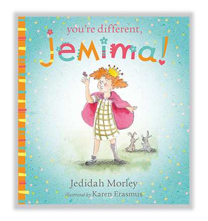 You're Different Jemima