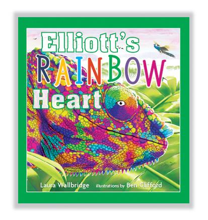 Elliott's Rainbow Heart