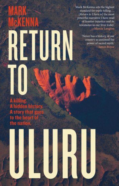 Black Inc. sells world rights to 'Return to Uluru'