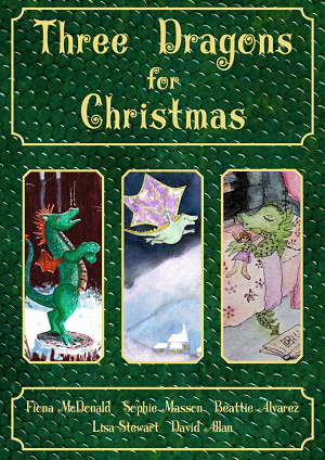 Three Dragons for Christmas