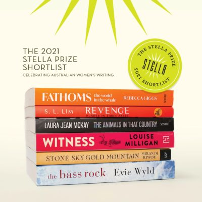 Stella Prize 2021 shortlist announced