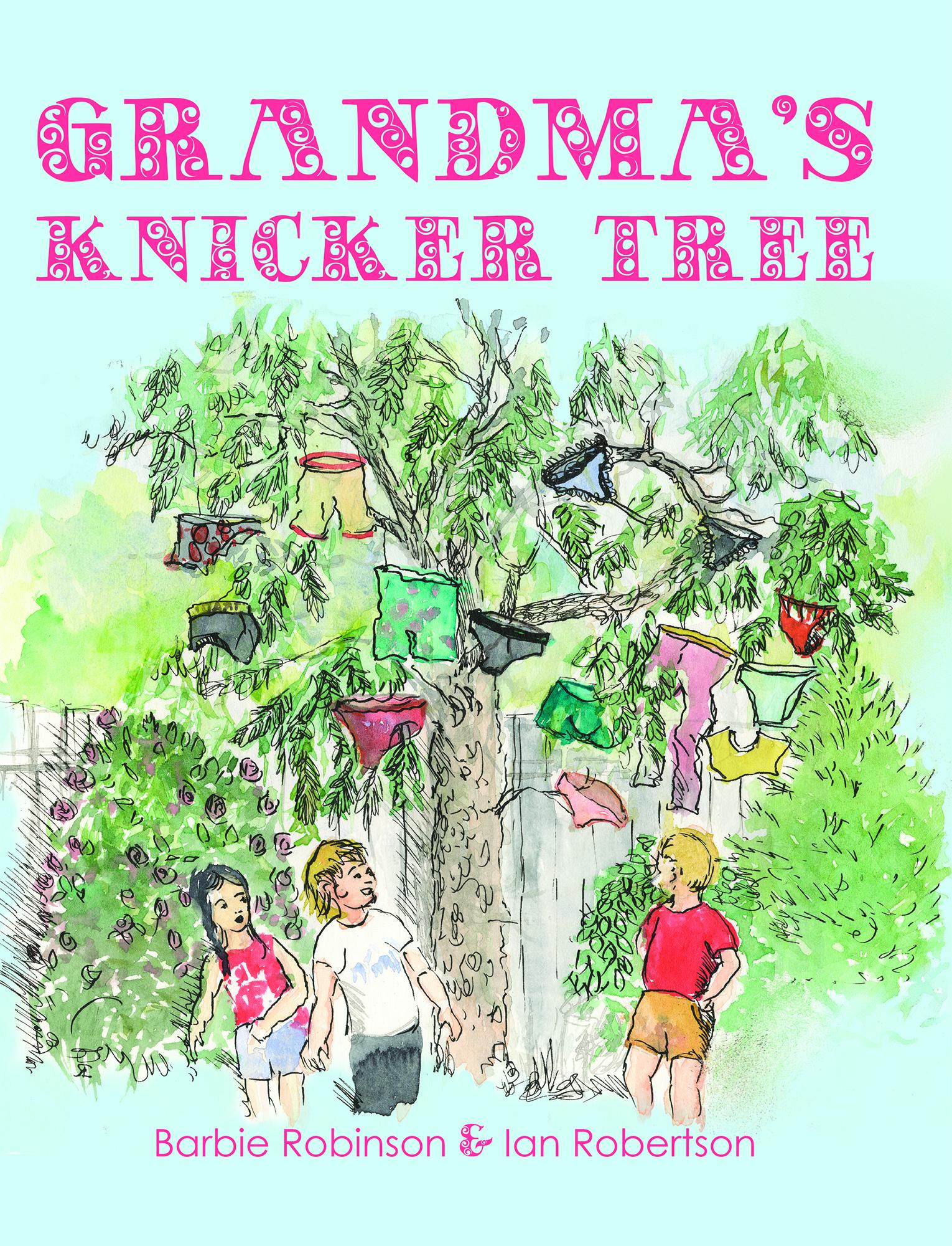 Grandma's Knicker Tree