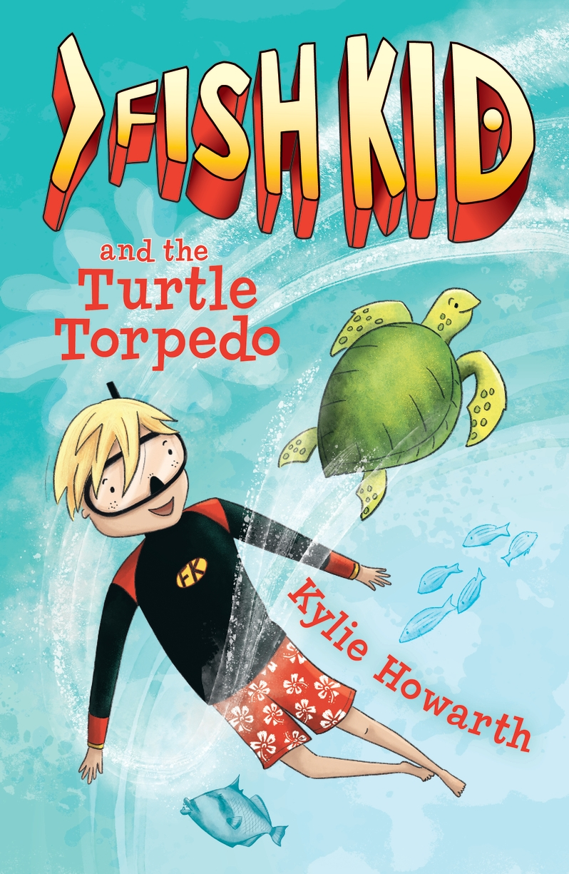 Fish Kid and the Turtle Torpedo