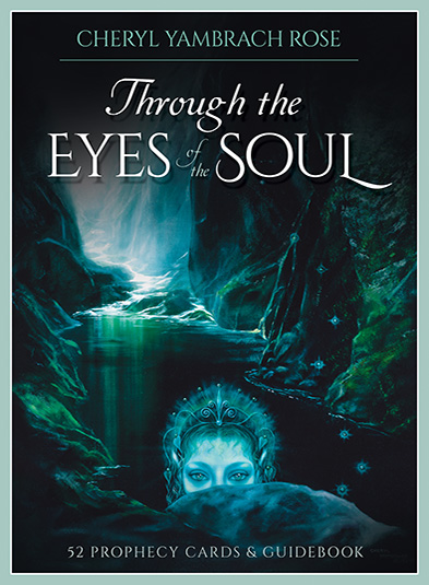 Through the Eyes of the Soul: 52 Prophecy Cards & Guidebook