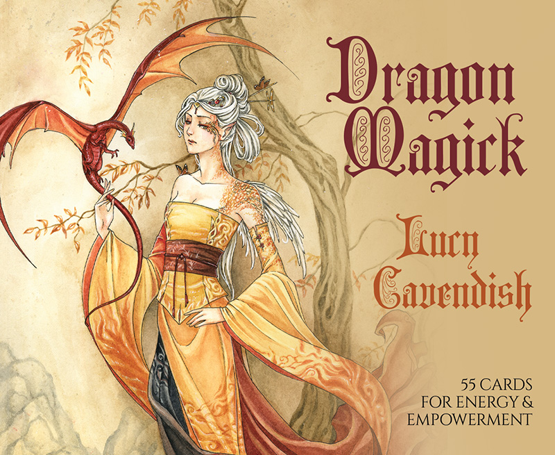 Dragon Magick: Messages for Energy and Empowerment