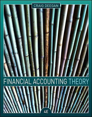 Financial Accounting Theory, 4th Edition