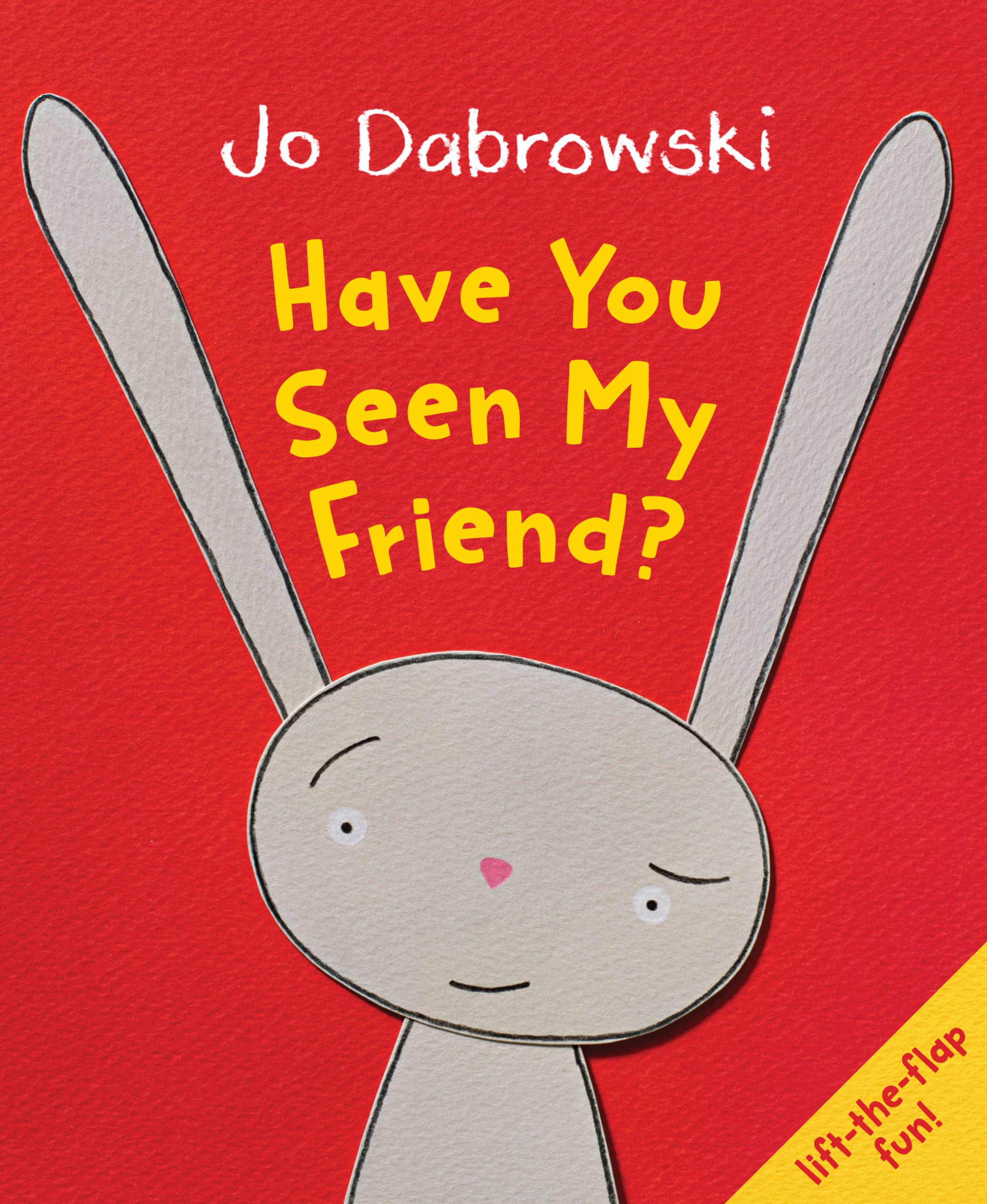 Have You Seen My Friend?