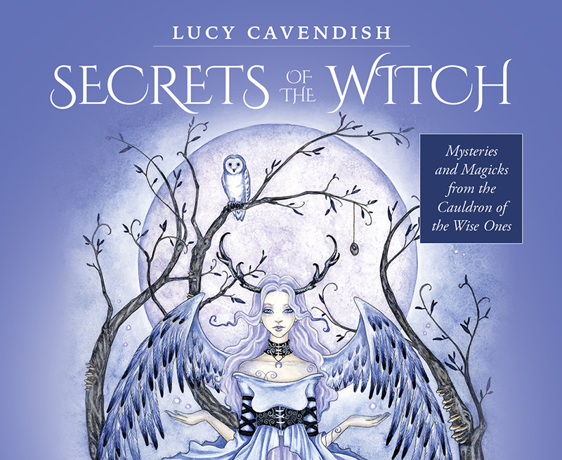 Secrets of the Witch: Messages for Insight and Guidance