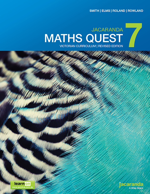 Jacaranda Maths Quest 7 VC Revised