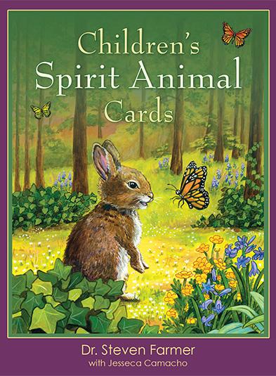 Children's Spirit Animal Cards: