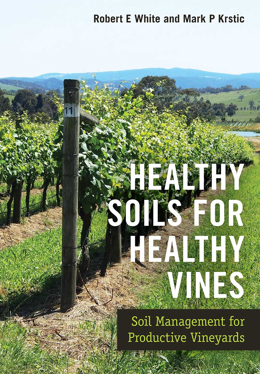 Healthy Soils for Healthy Vines: Soil Management for Productive Vineyards