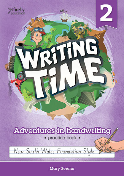 Writing Time 2 Student Book (NSW Foundation Style)