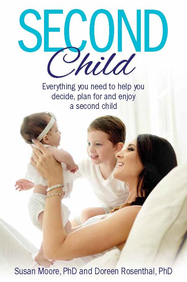 Second Child – Planning, managing and enjoying another child