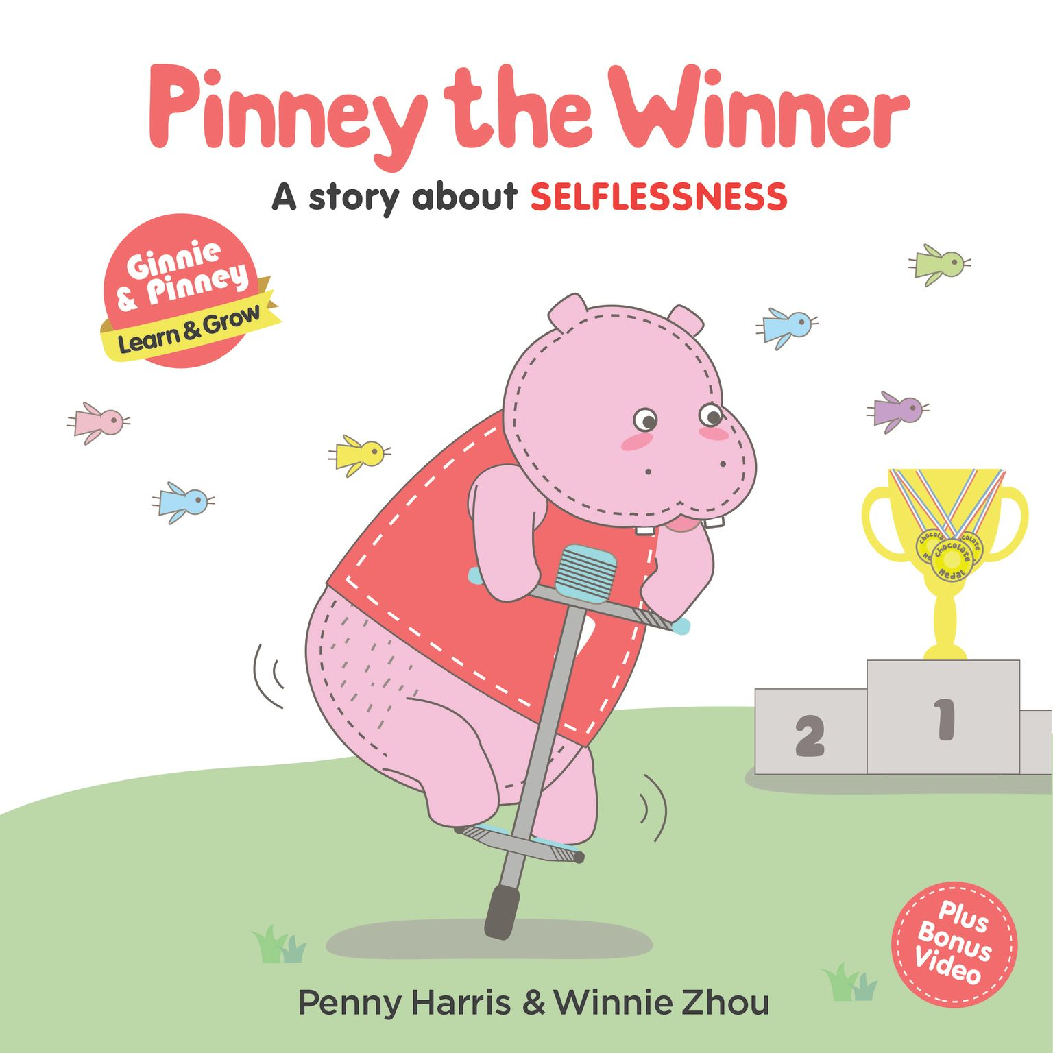 Ginnie & Pinney – Pinney the Winner
