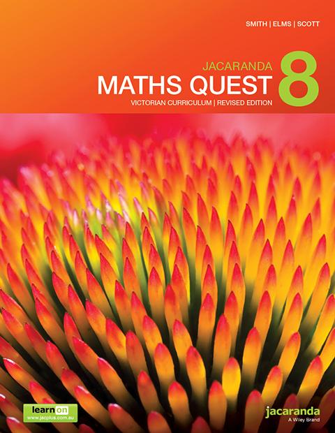 Jacaranda Maths Quest 8 VC Revised