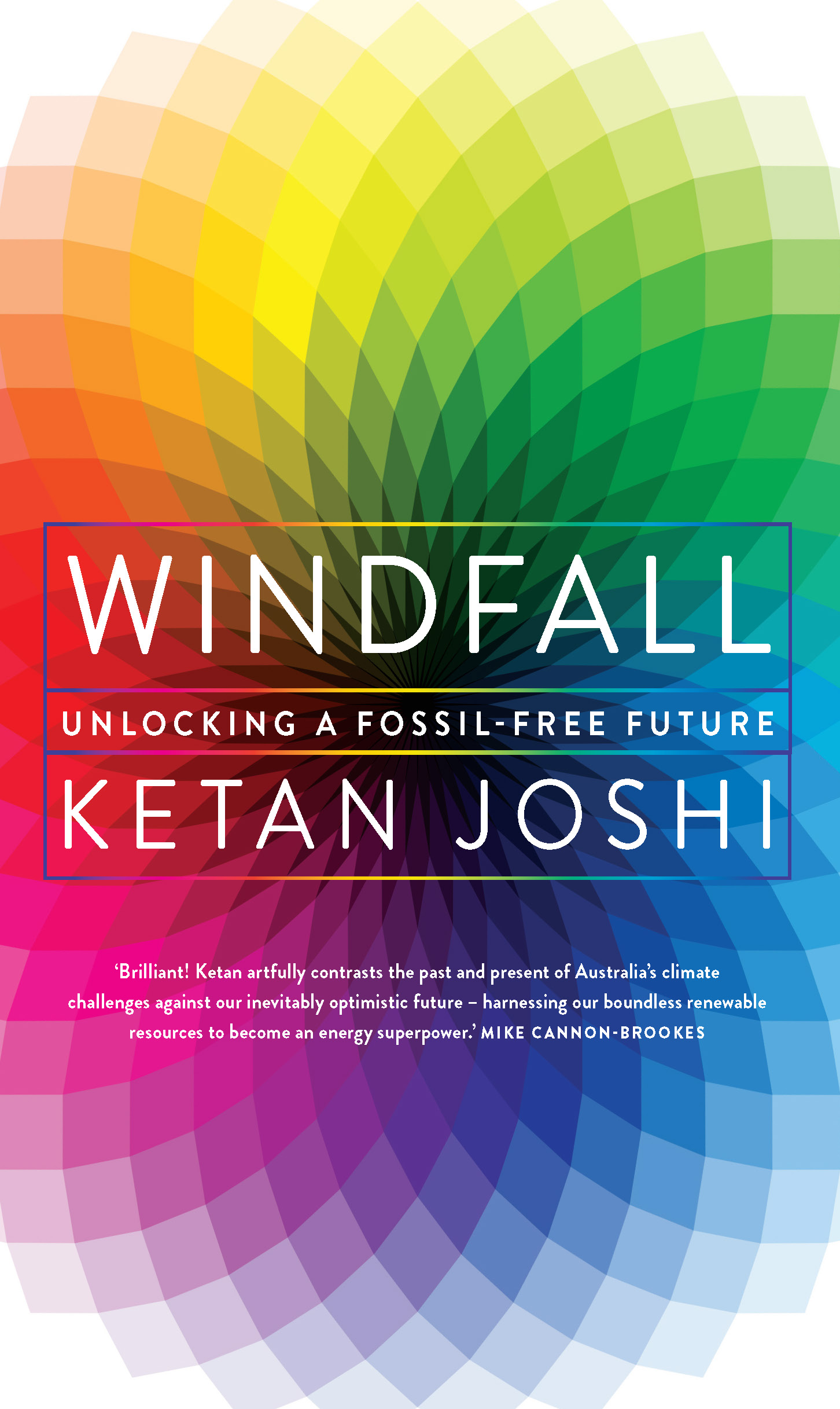 Windfall: Unlocking a fossil-free future