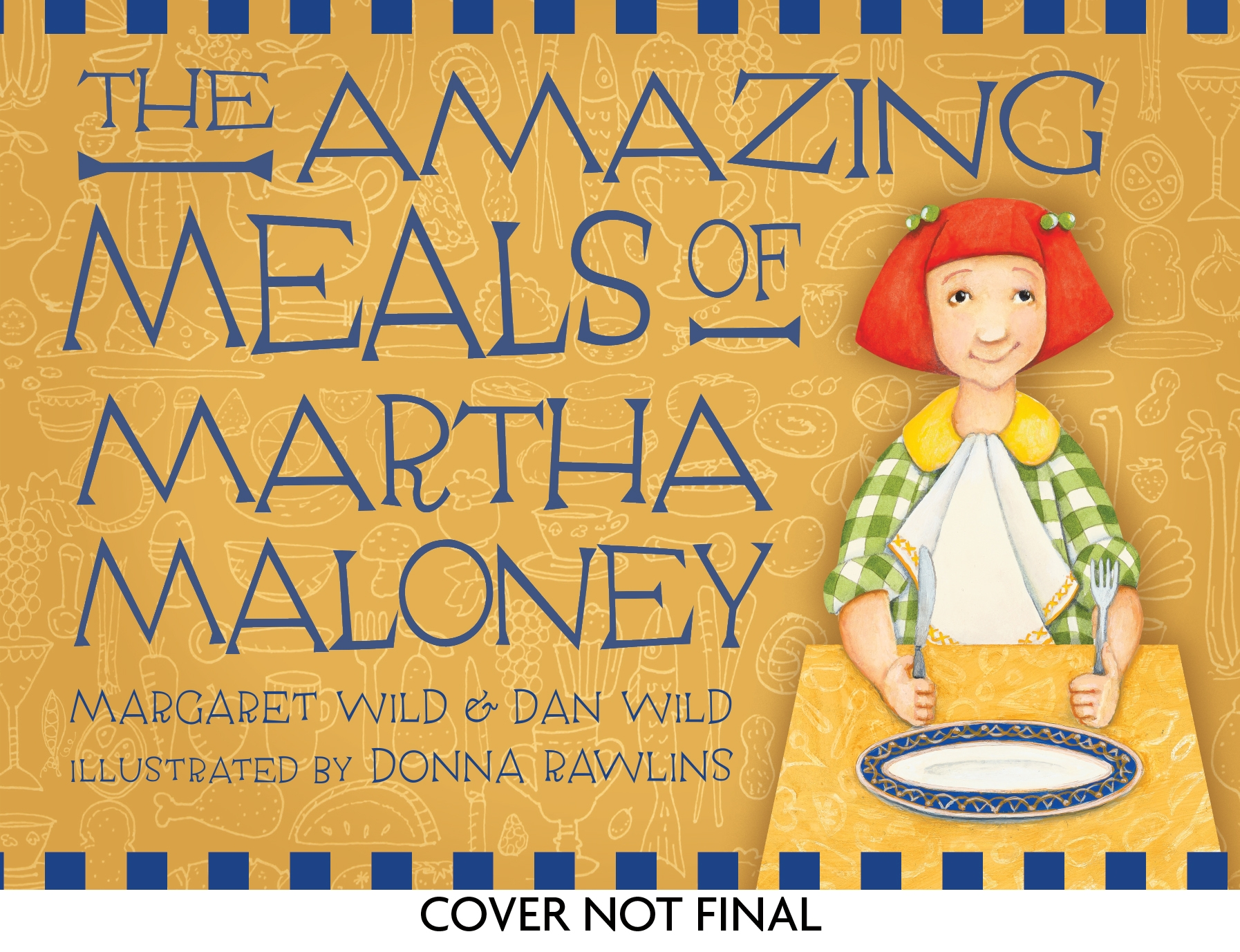 The Amazing Meals of Martha Maloney