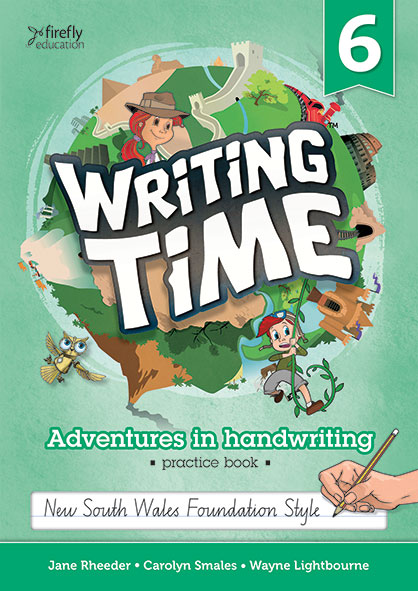Writing Time 6 Student Book (NSW Foundation Style