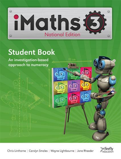 iMaths 3 Student Book