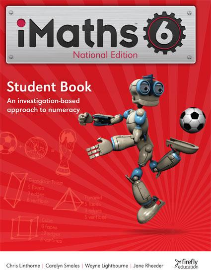 iMaths 6 Student Book