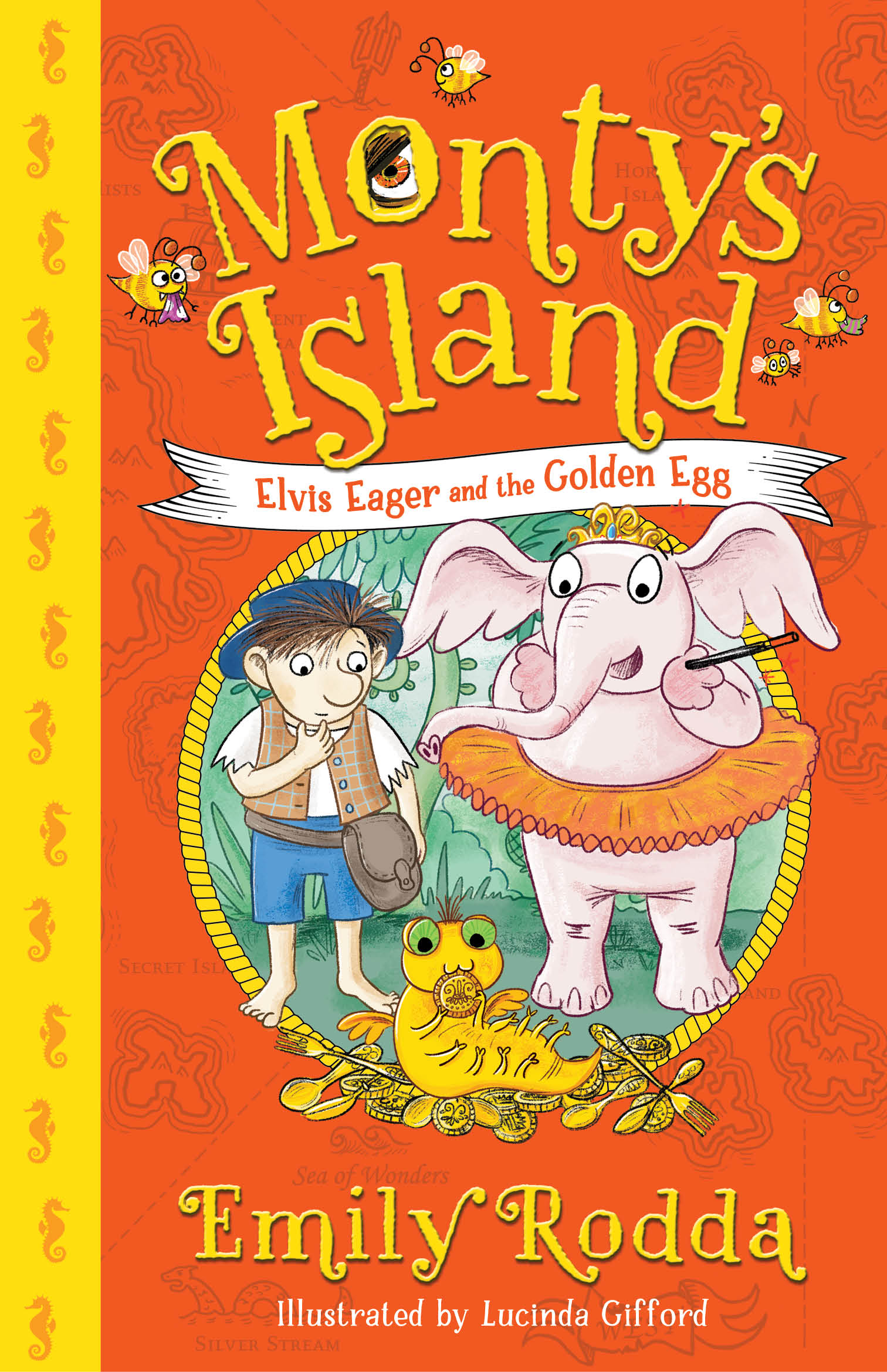 Elvis Eager and the Golden Egg: Monty's Island 3