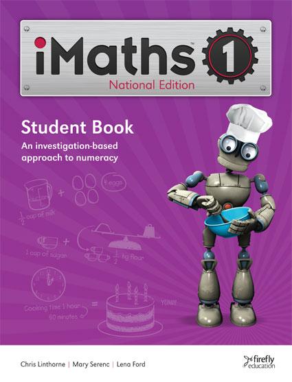 iMaths 1 Student Book