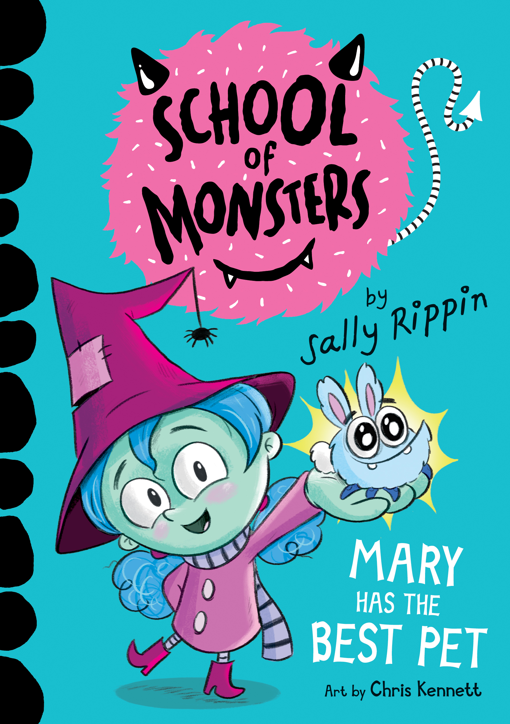 School of Monsters: Mary Has The Best Pet