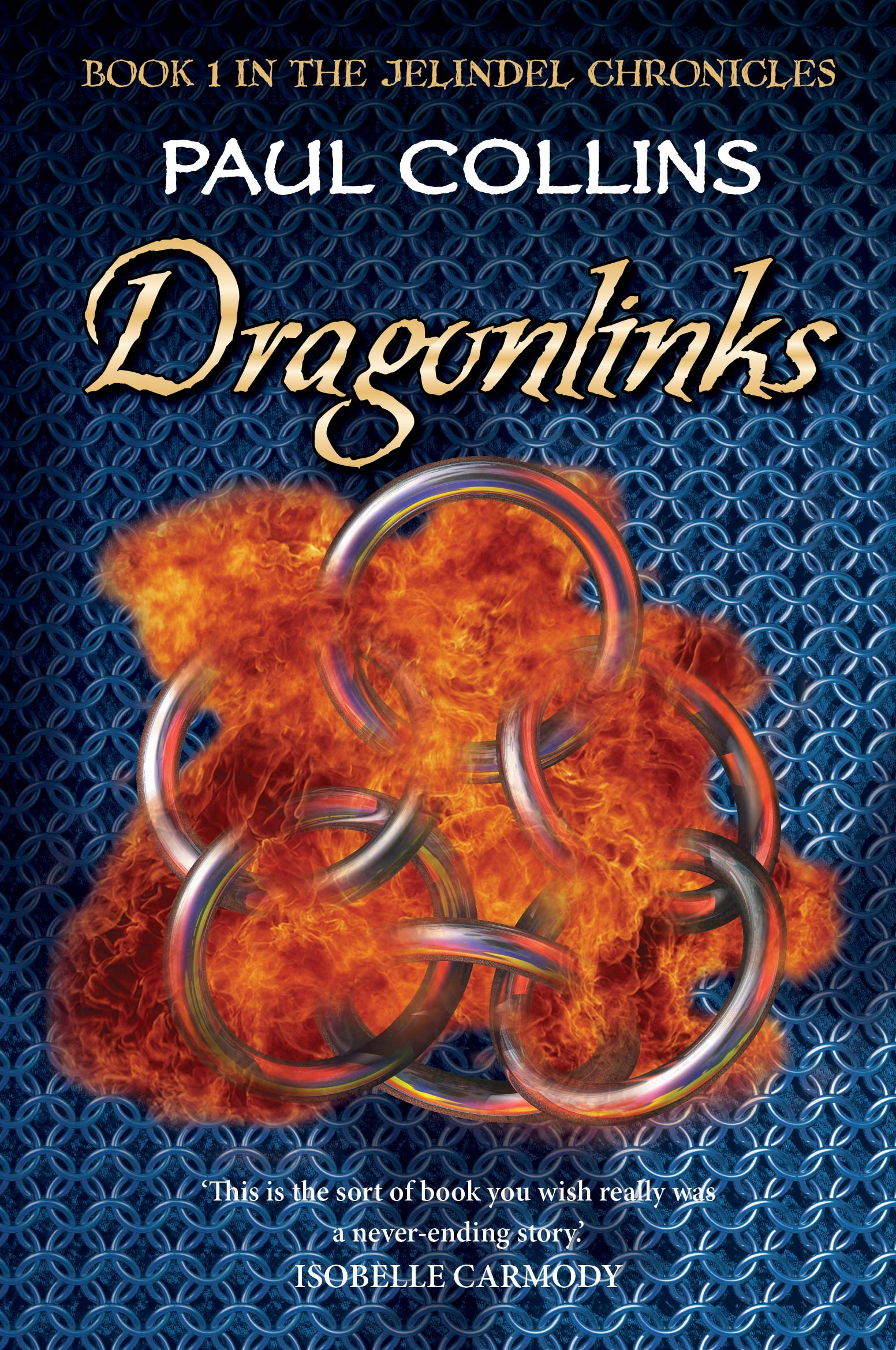 Dragonlinks: Book 1 in The Jelindel Chronicles