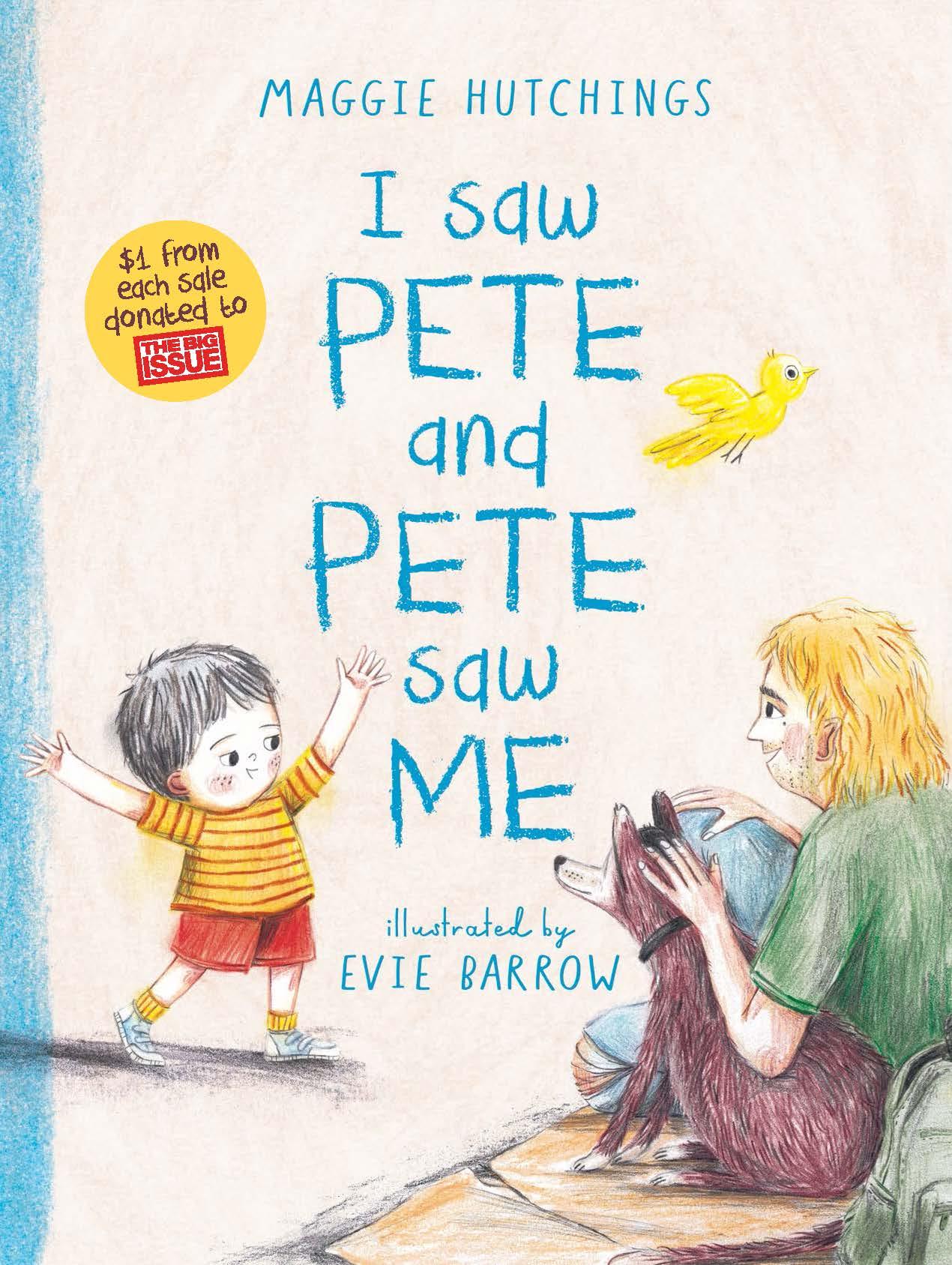 I Saw Pete and Pete Saw Me