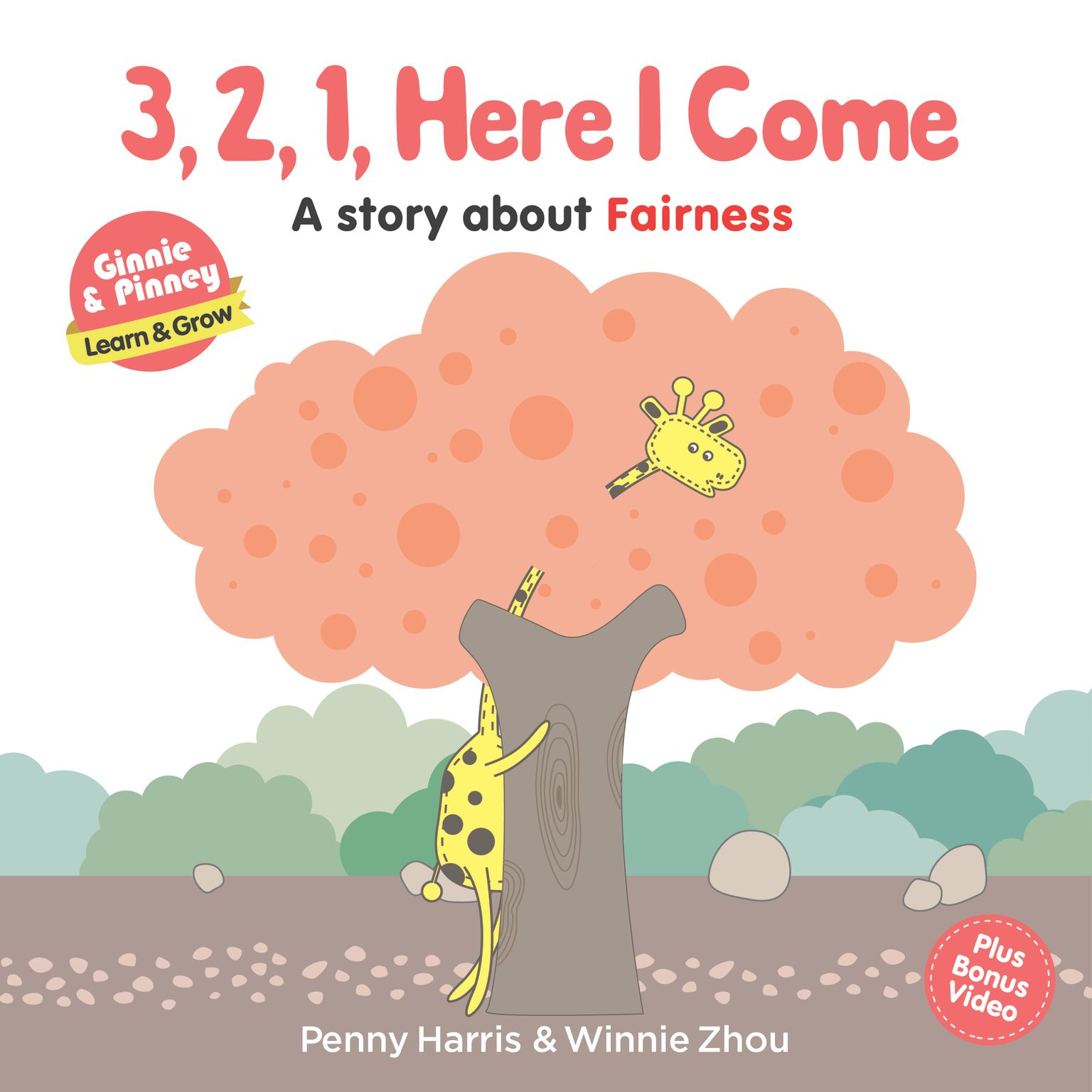 Ginnie & Pinney – 3,2,1 Here I Come