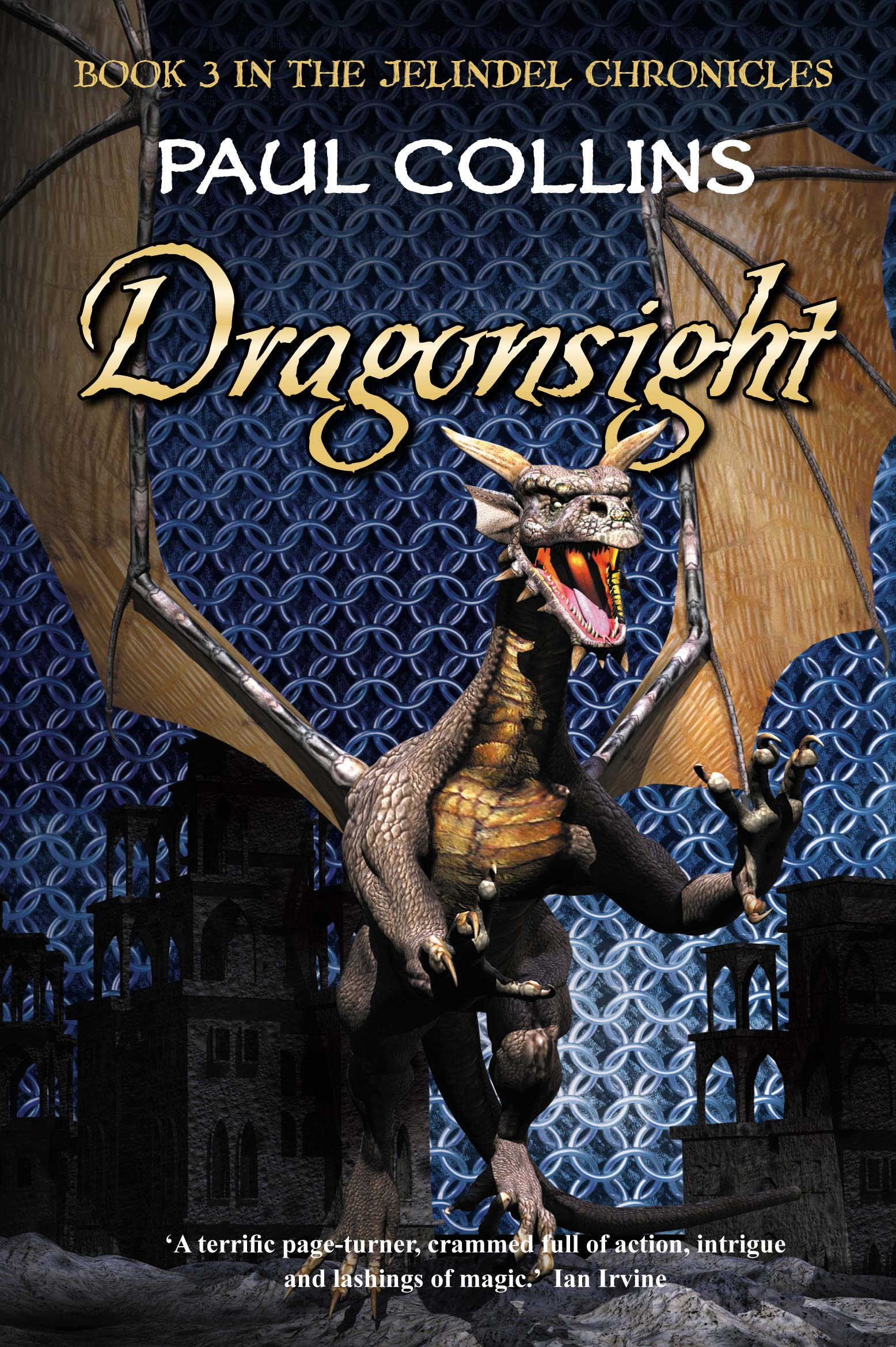 Dragonsight: Book 3 in The Jelindel Chronicles
