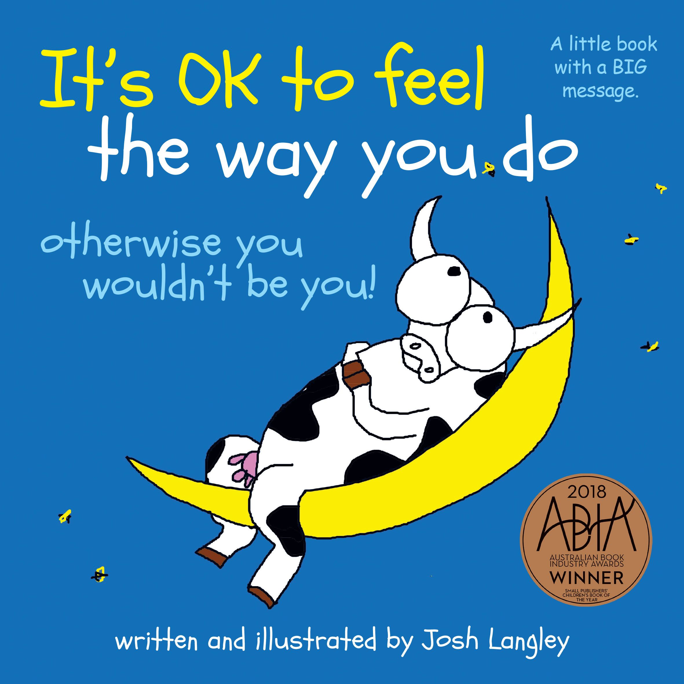It's ok to feel the way you do otherwise you wouldn't be you!