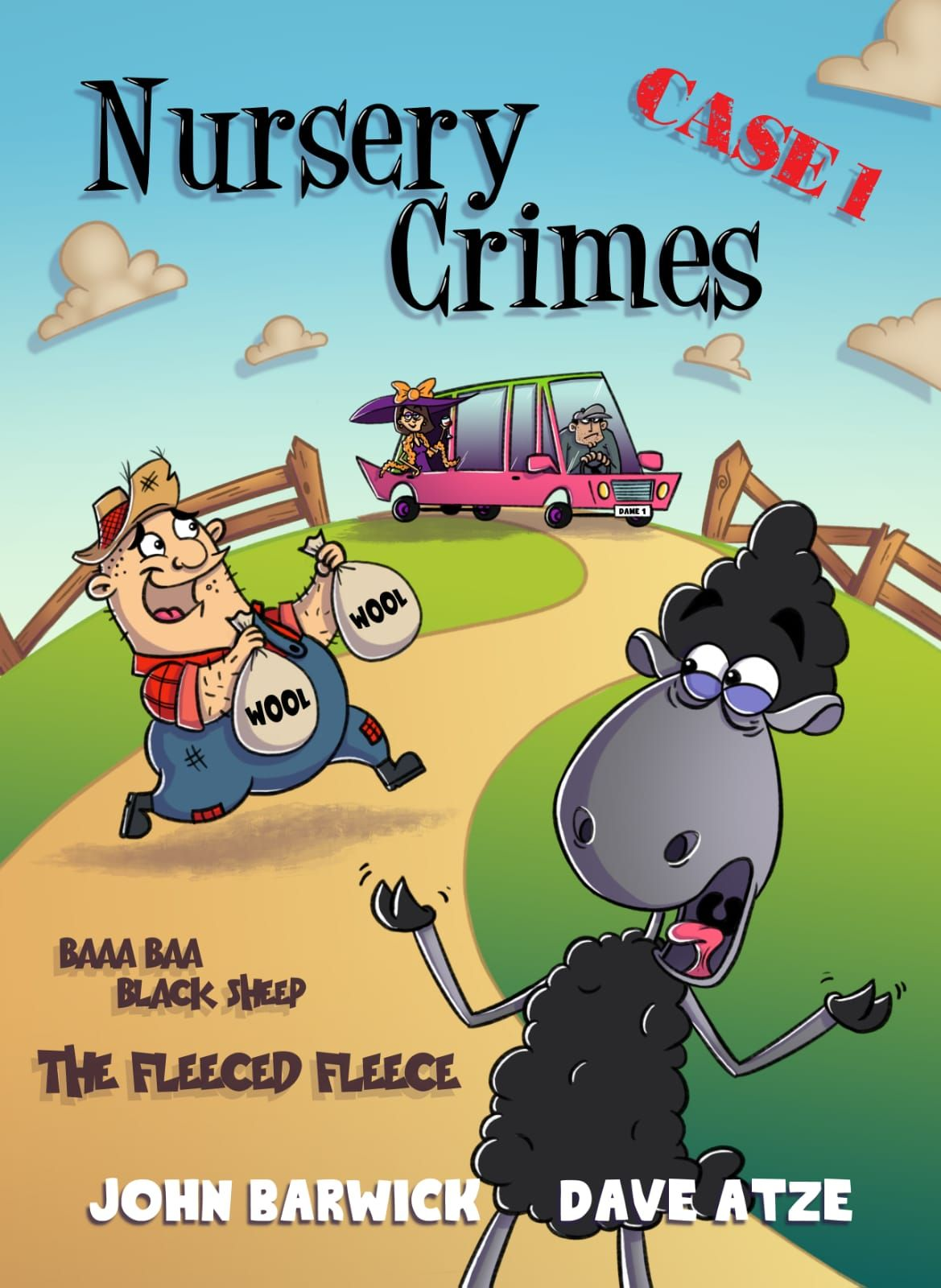 Nursery Crimes – Baaa Baa Black Sheep, The Fleeced Fleece