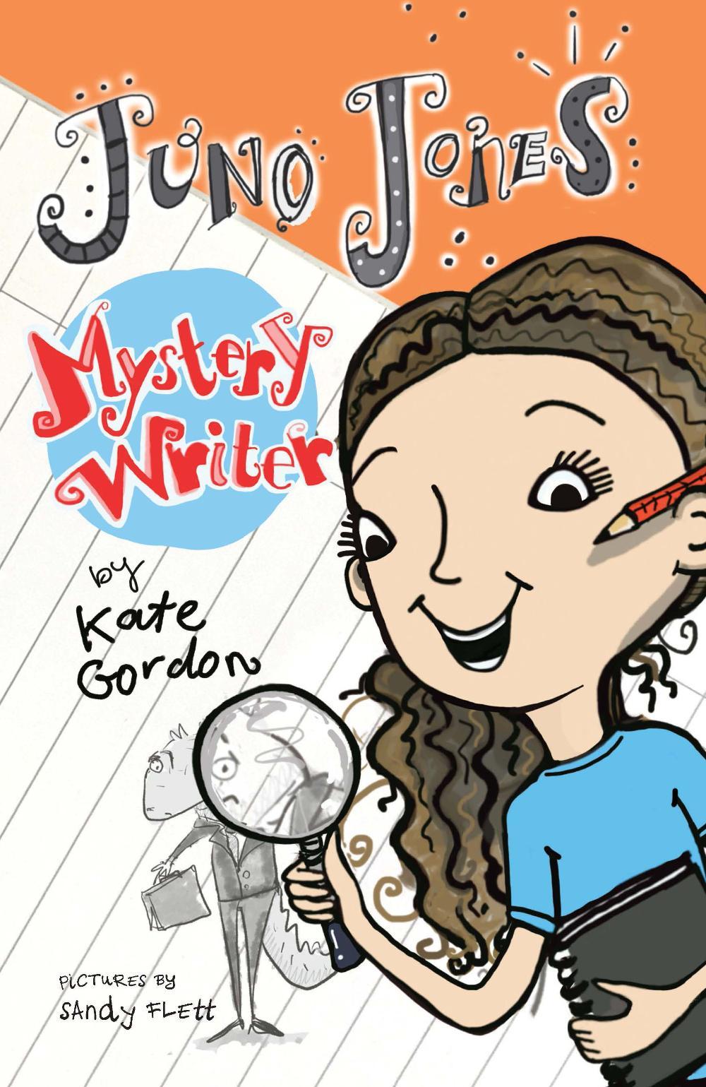 Juno Jones, Mystery Writer