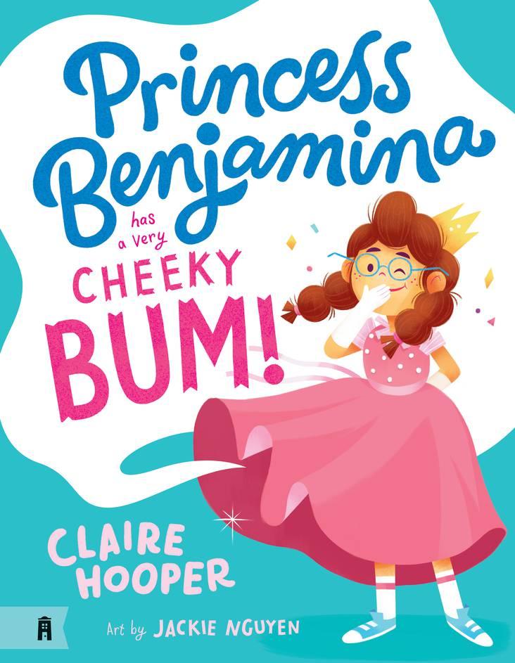 Princess Benjamina Has a Very Cheeky Bum