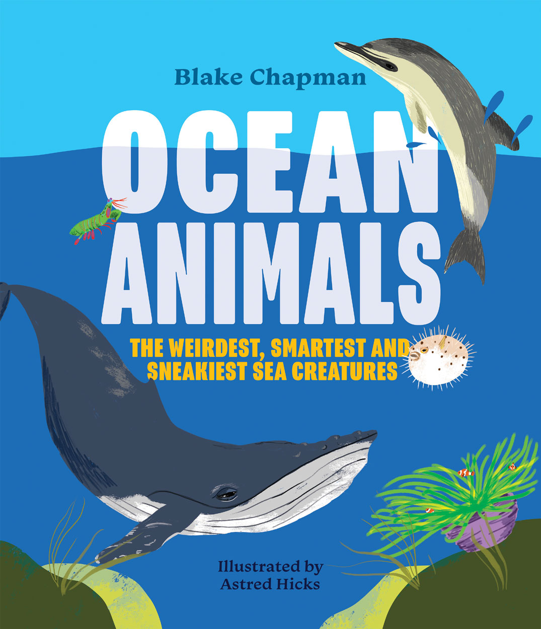 Ocean Animals: The Weirdest, Smartest and Sneakiest Sea Creatures