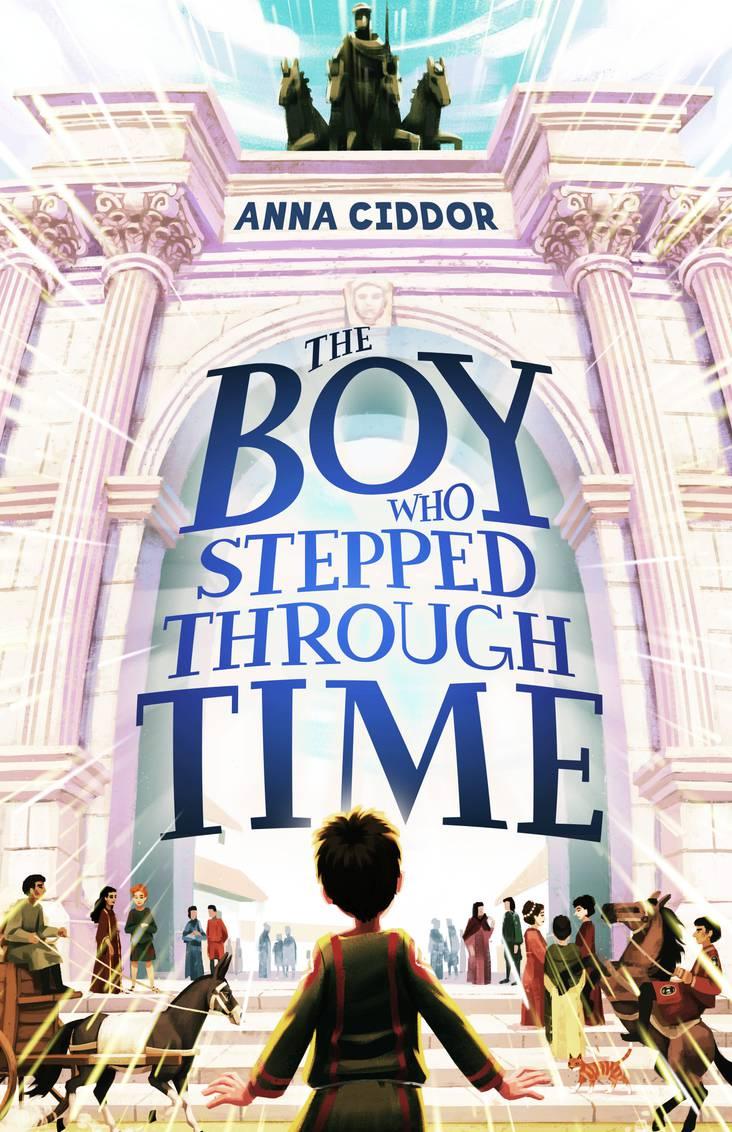 The Boy Who Stepped Through Time