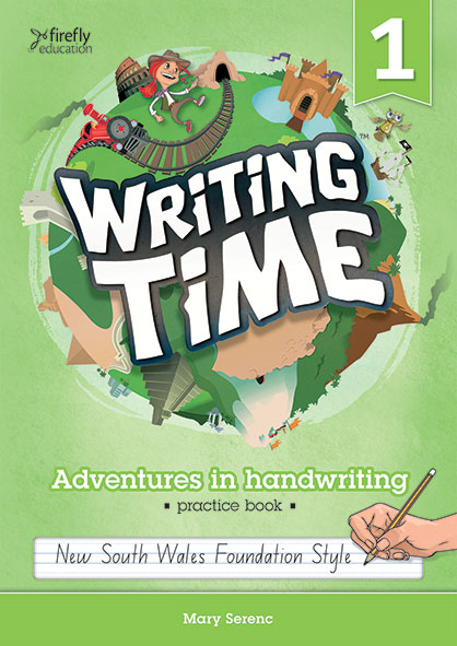 Writing Time 1 Student Book (NSW Foundation Style)