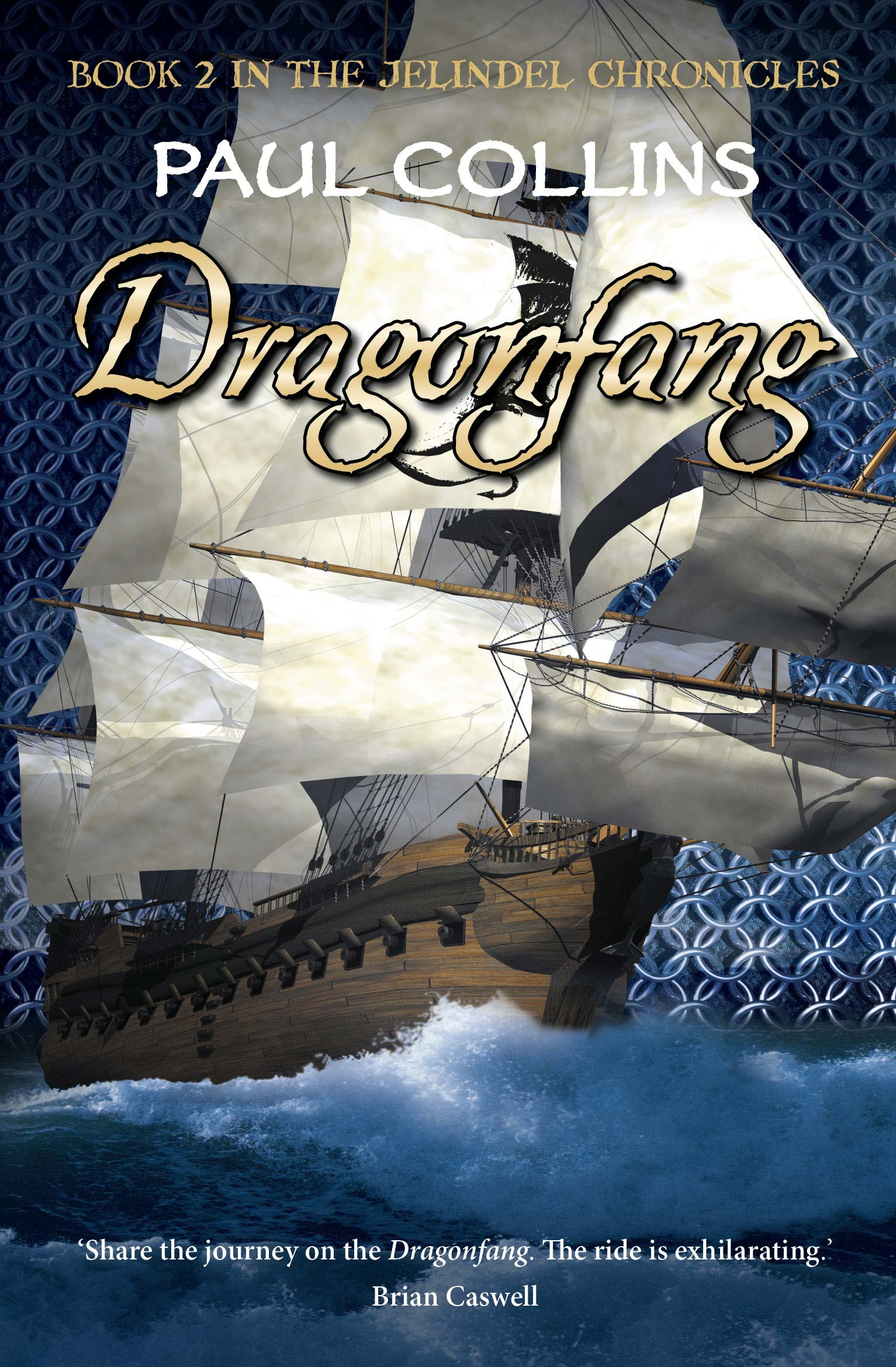 Dragonfang: Book 2 in The Jelindel Chronicles